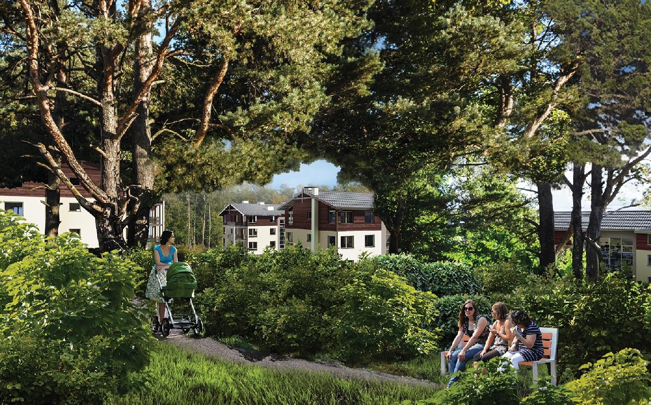Bernadowo Park II