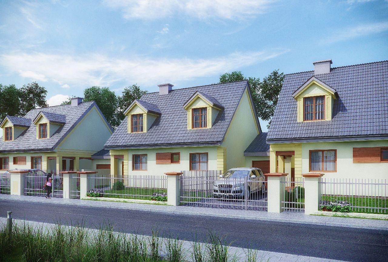 Villa Campina - domy Majka